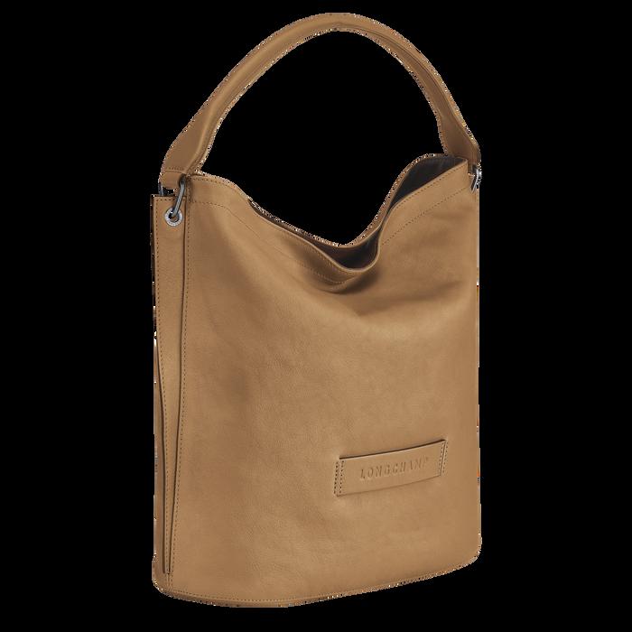 Longchamp 3D Borsa da spalla,  Cumino