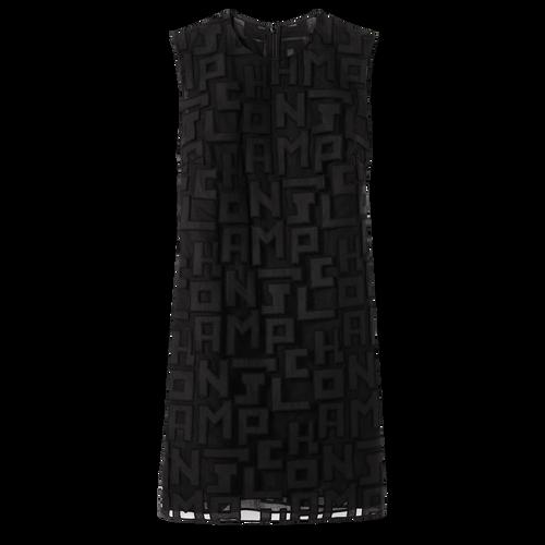 Kollektion Frühjahr/Sommer 2021 Kleid, Schwarz