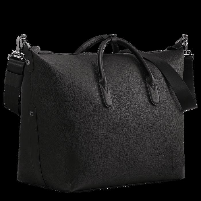 Reisetasche, Schwarz/Ebenholz - Ansicht 2 von 3 - Zoom vergrößern