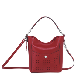 Small bucket bag, Garnet red, hi-res