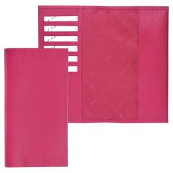 Checkbook holder, 018 Pink, hi-res