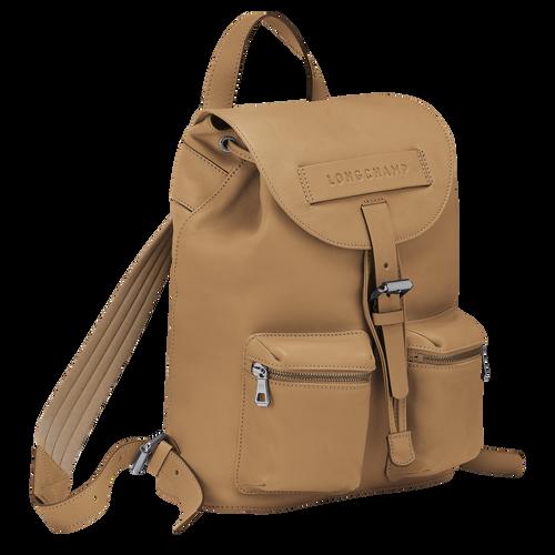 Longchamp 3D Backpack S, Cumin