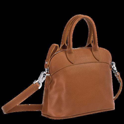 Top handle bag S Le Foulonné Caramel (10092021F72) | Longchamp US