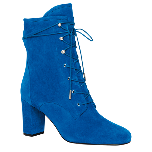 Spring-Summer 2021 Collection Ankle boots, Blue
