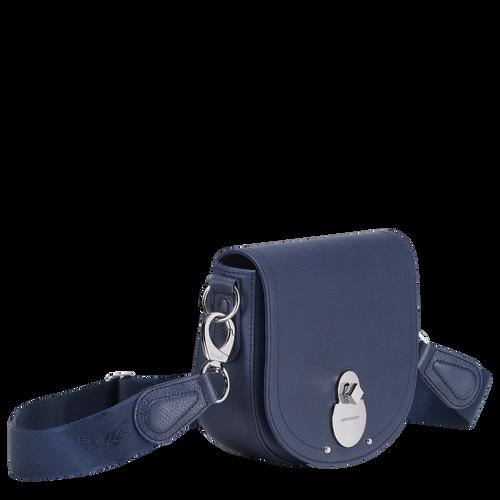 Crossbody bag S, Navy - View 3 of  3 -