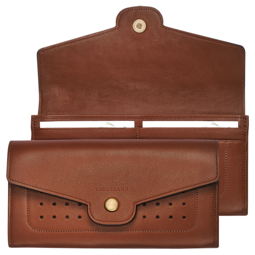 Long continental wallet, Cognac - View 1 of  3 -