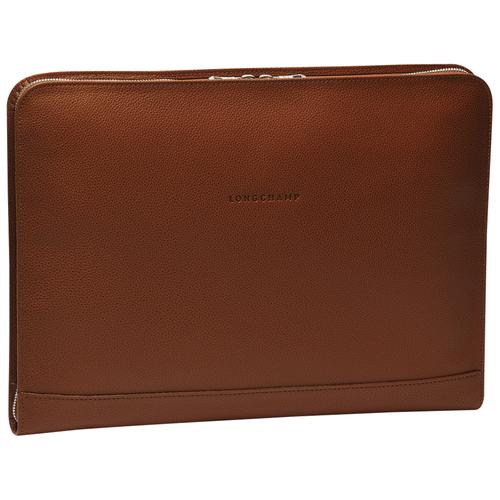 15'' Laptop case, 504 Cognac, hi-res