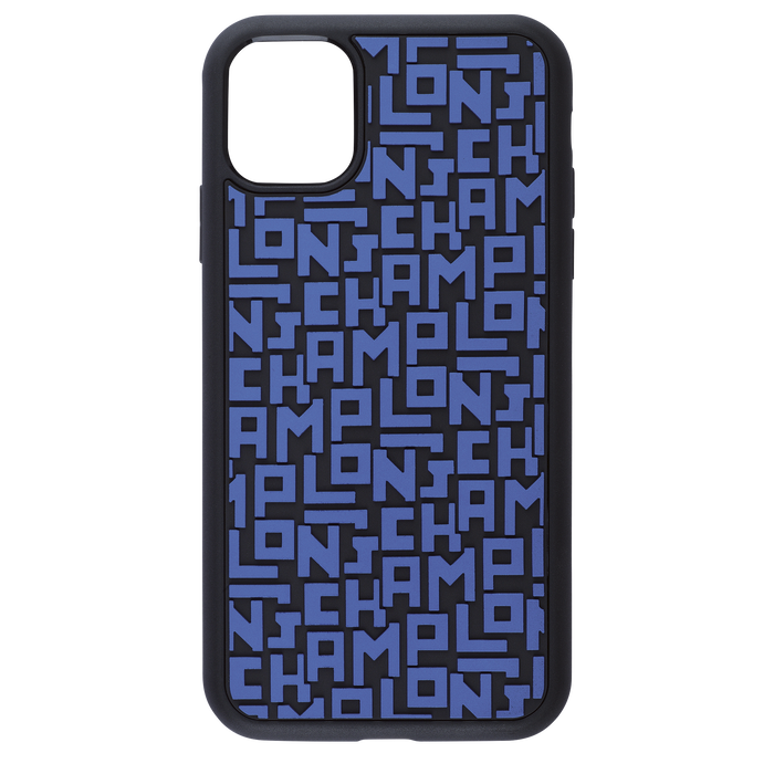 Le Pliage LGP Iphone 11 case, Black/Navy