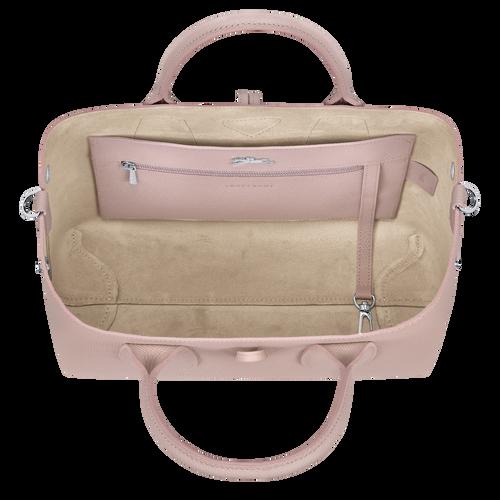 Top handle bag M, Powder/Ivory - View 5 of  5 -
