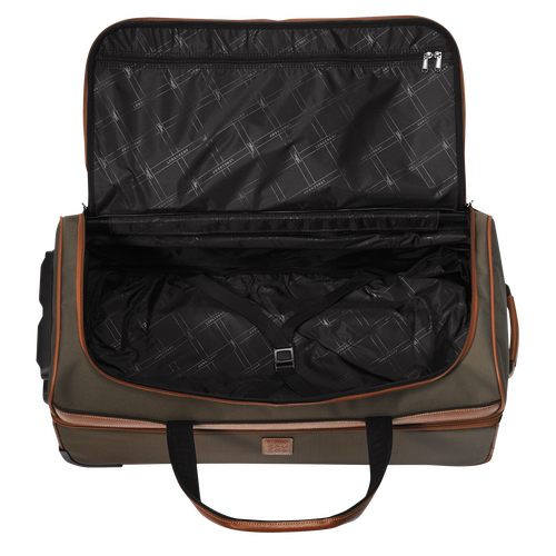 Wheeled duffle bag, Brown - View 3 of  3 -