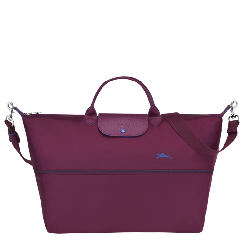 Travel bag, Plum, hi-res - View 4 of 4