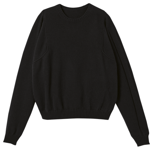 Pullover, Black/Ebony - View 1 of  1 -