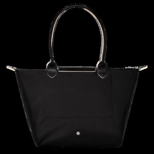 Shoulder bag L, Black/Ebony - View 3 of  5 -
