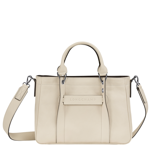 Top handle bag S, Ivory - View 1 of 3 -