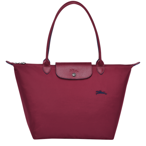 Tote bag L, 209 Garnet red, hi-res
