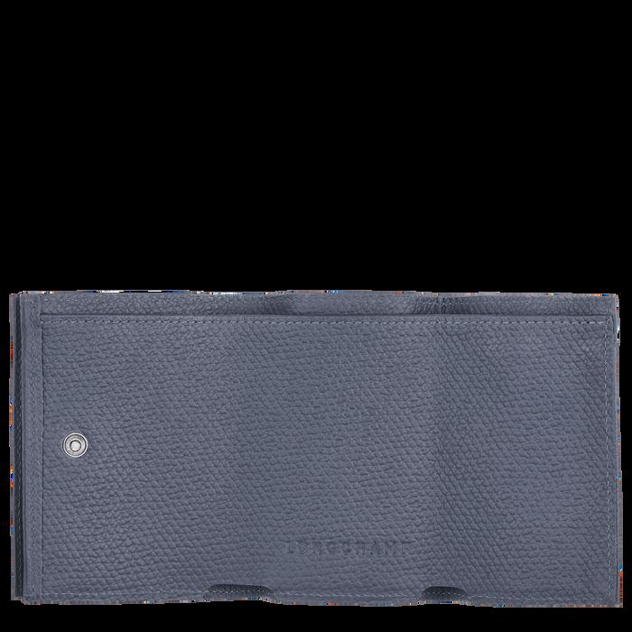 컴팩트 지갑, 파일럿 블루 - 2 이미지 보기 2 - 확대하기