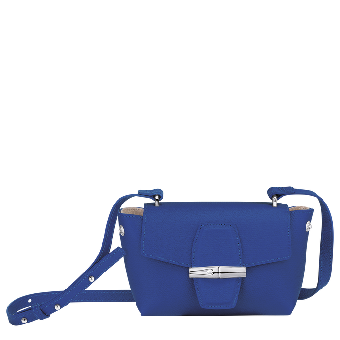 Crossbody bag S, Blue - View 2 of 4 - zoom in