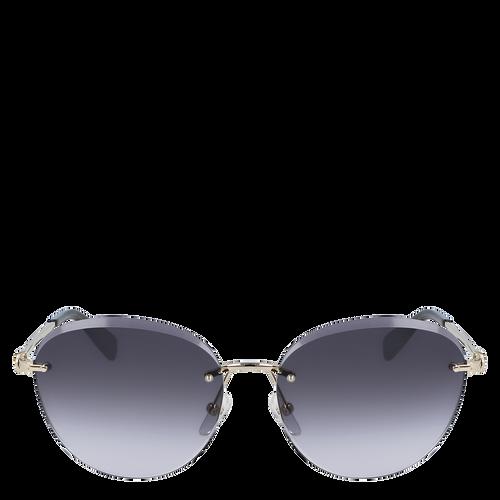 Colección otoño-invierno 2020 Gafas de sol, Gold Smoke