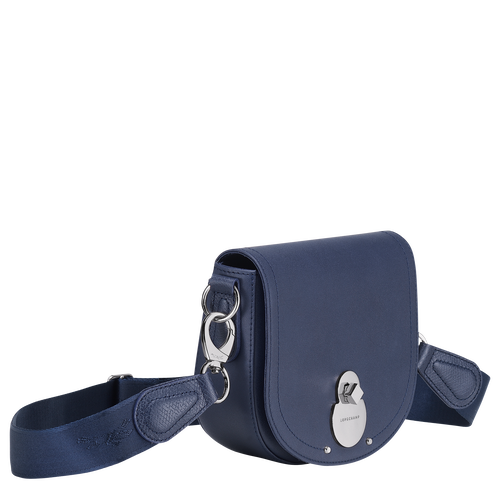 Crossbody bag S, Navy - View 2 of  3 -