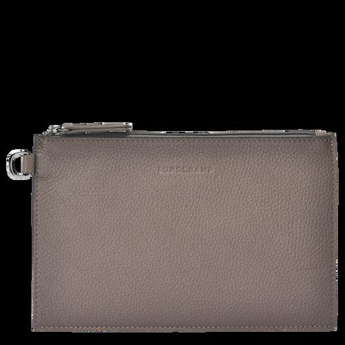 Pochette Roseau Gris (L2098968112) | Longchamp FR