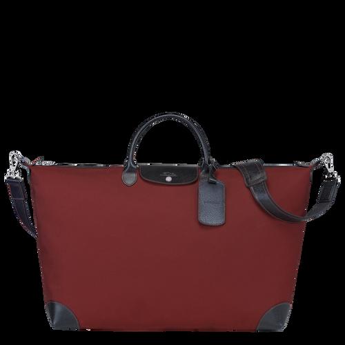 Sac de voyage XL Boxford Rouge Laque (L1625080945) | Longchamp FR