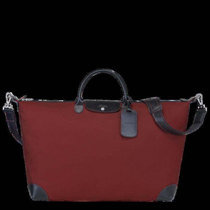 Travel bag XL Boxford Red Lacquer (L1625080945) | Longchamp US