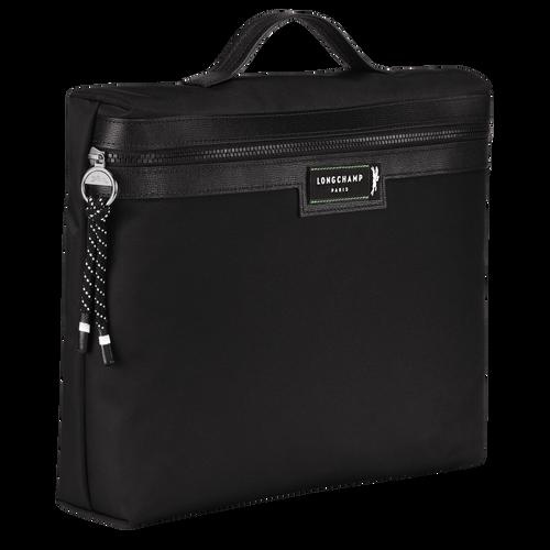 Green District Briefcase S, Black