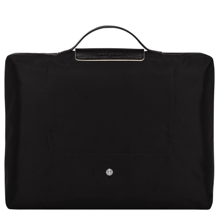 서류가방 S, 블랙 / 에보니 - 3 이미지 보기 5 - 확대하기