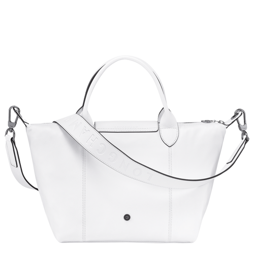Tas met handgreep aan de bovenkant, Wit, hi-res - View 3 of 3