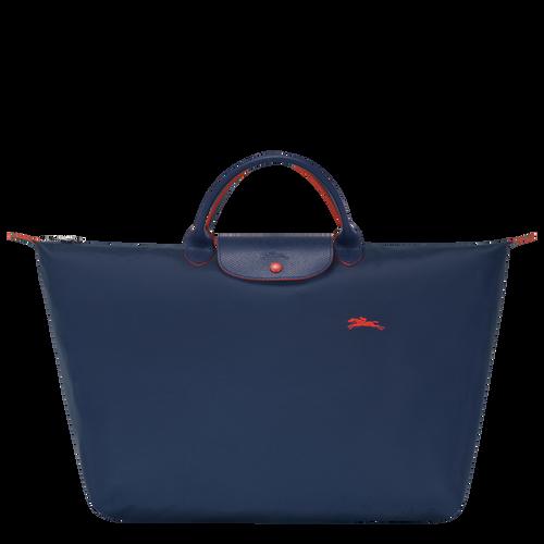 Le Pliage Club Travel bag L, Navy