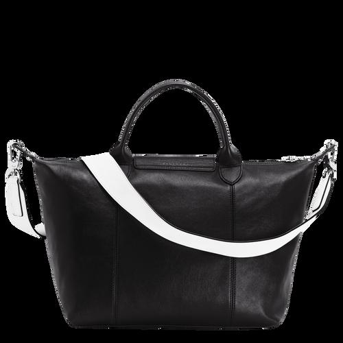 Top-Handle M Le Pliage Cuir LGP (L1515755001) | Longchamp US