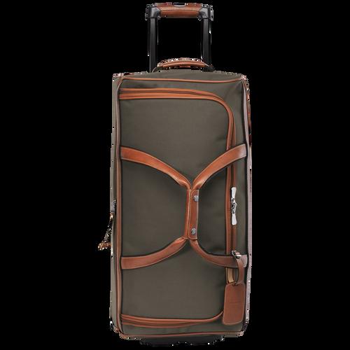 Reisetasche mit Rollen, Braun, hi-res - View 1 of 3