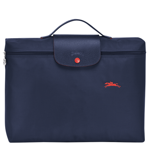 Briefcase S, Navy - View 1 of  5 -