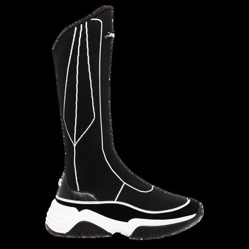 休閒鞋, 黑色, hi-res - 1 的視圖 4
