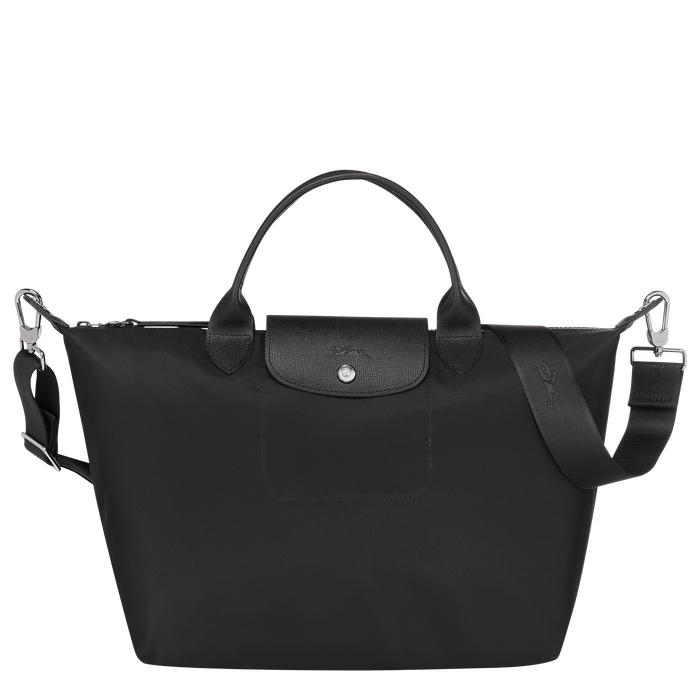 Top handle bag M, Black/Ebony - View 1 of  4 - zoom in