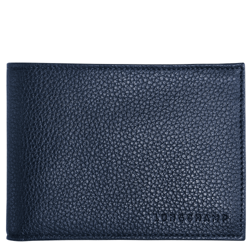 View 1 of Small wallet, Navy, hi-res