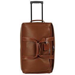 Wheeled travel bag, 504 Cognac, hi-res