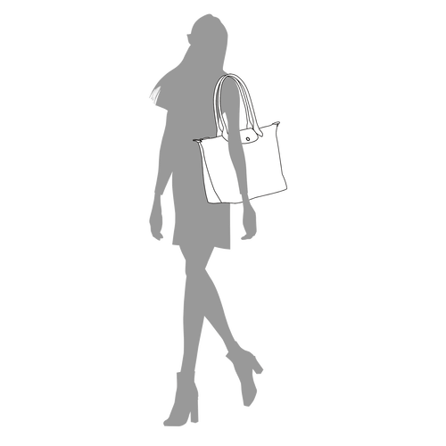 Shopper L, Altrosa - Ansicht 5 von 6 -