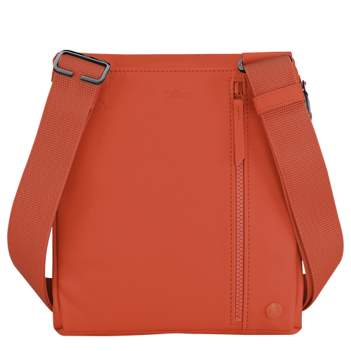 Sac porté travers, Orange - Vue 3 de 3 -