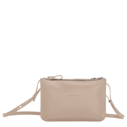 Sac porté travers, Beige