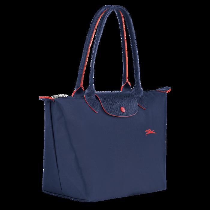 Le Pliage Club Shoulder bag S, Navy