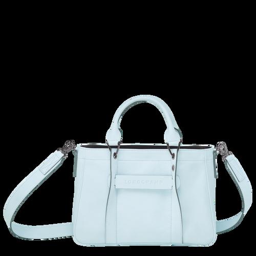 Top handle bag S, Cloud Blue, hi-res - View 1 of 3