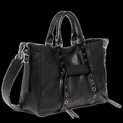 Tote bag M, Black, hi-res - View 2 of 4