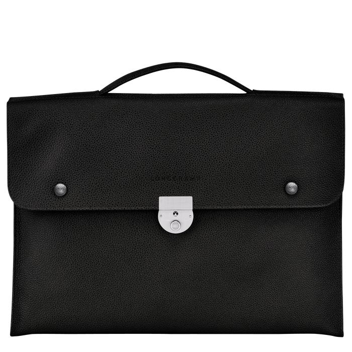 Briefcase S, Black - View 1 of 3 - zoom in