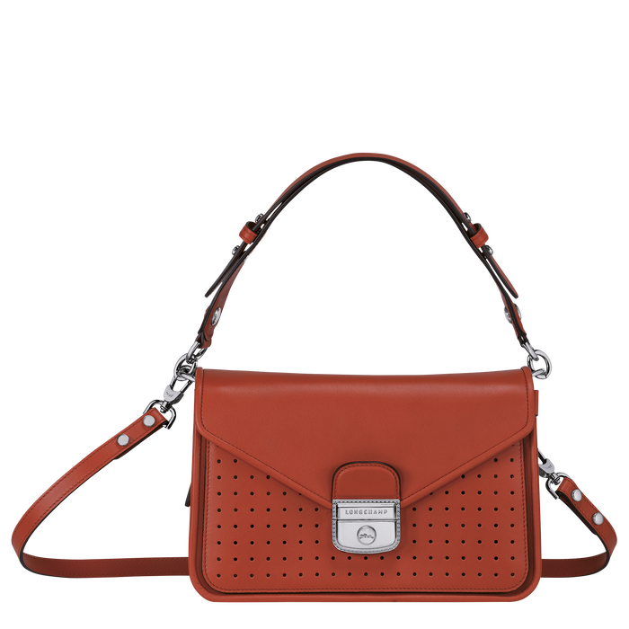 Mademoiselle Longchamp Crossbody bag S, Poppy
