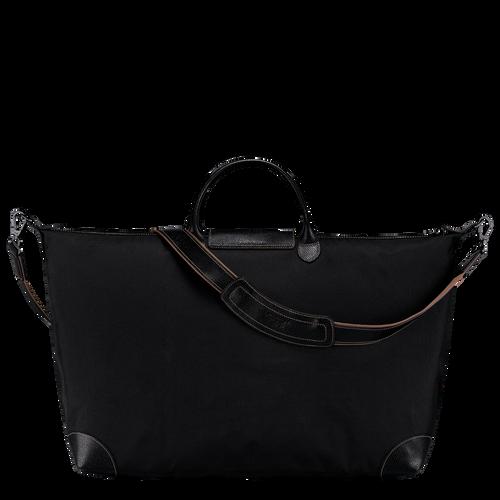 Reisetasche XL, Schwarz/Ebenholz - Ansicht 3 von 3 -