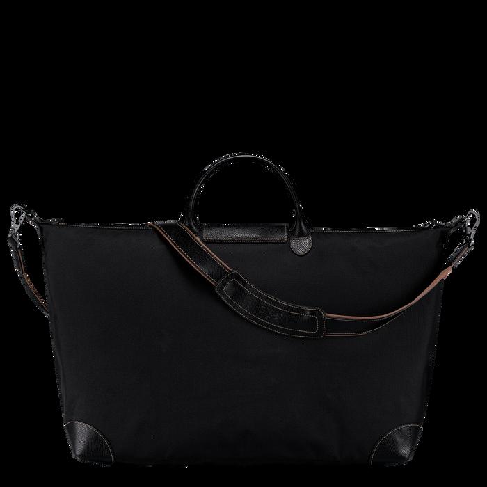 Reisetasche XL, Schwarz/Ebenholz - Ansicht 3 von 3 - Zoom vergrößern