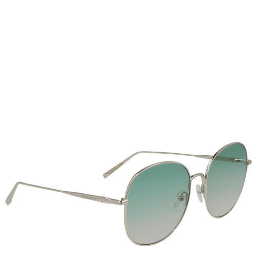 View 2 of Sunglasses, Gold Green, hi-res