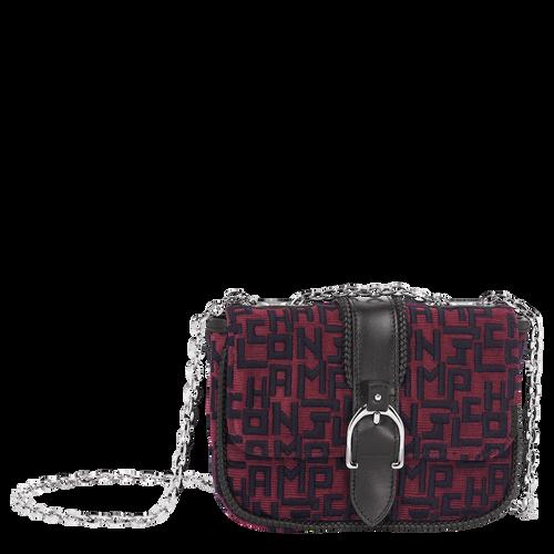 View 1 of Hobo bag XS, 745 Blackcurrent, hi-res