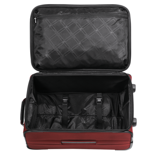 Cabin suitcase, Red lacquer - View 3 of 3 -